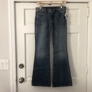 Citizens Humanity INGRID Low Waist Flare Jeans 25